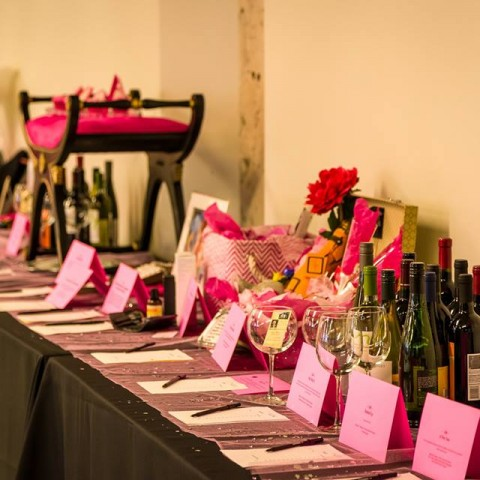 Pink Lemonade Project 2016 Pink Glow: Silent Auction