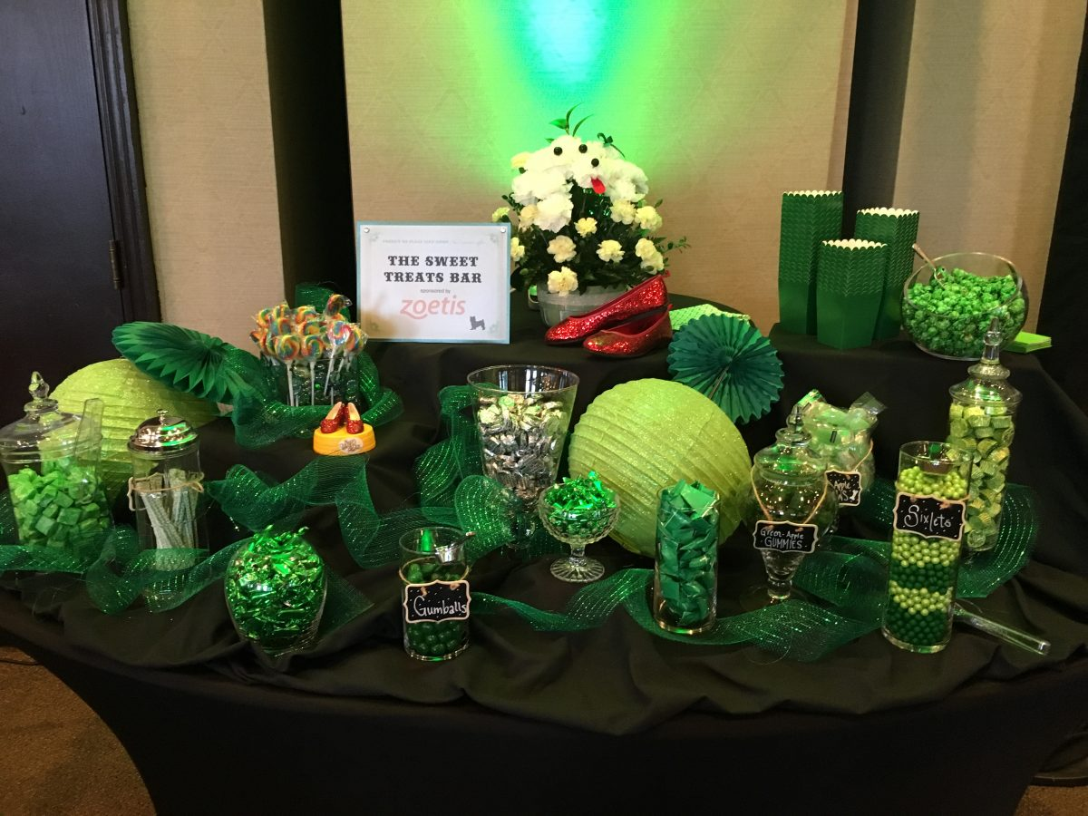 Must Love Dogs – An Emerald Affair March 11th, 2017 Annual Dinner & Auction: Candy Bar