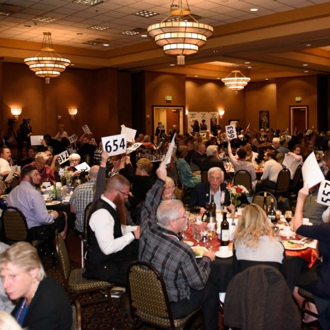 Northwest Battle Buddies Annual Dinner & Auction May 6th, 2017: Appeal