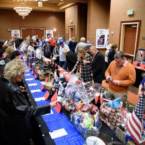 Northwest Battle Buddies Annual Dinner & Auction- May 6th, 2017: Silent Auction