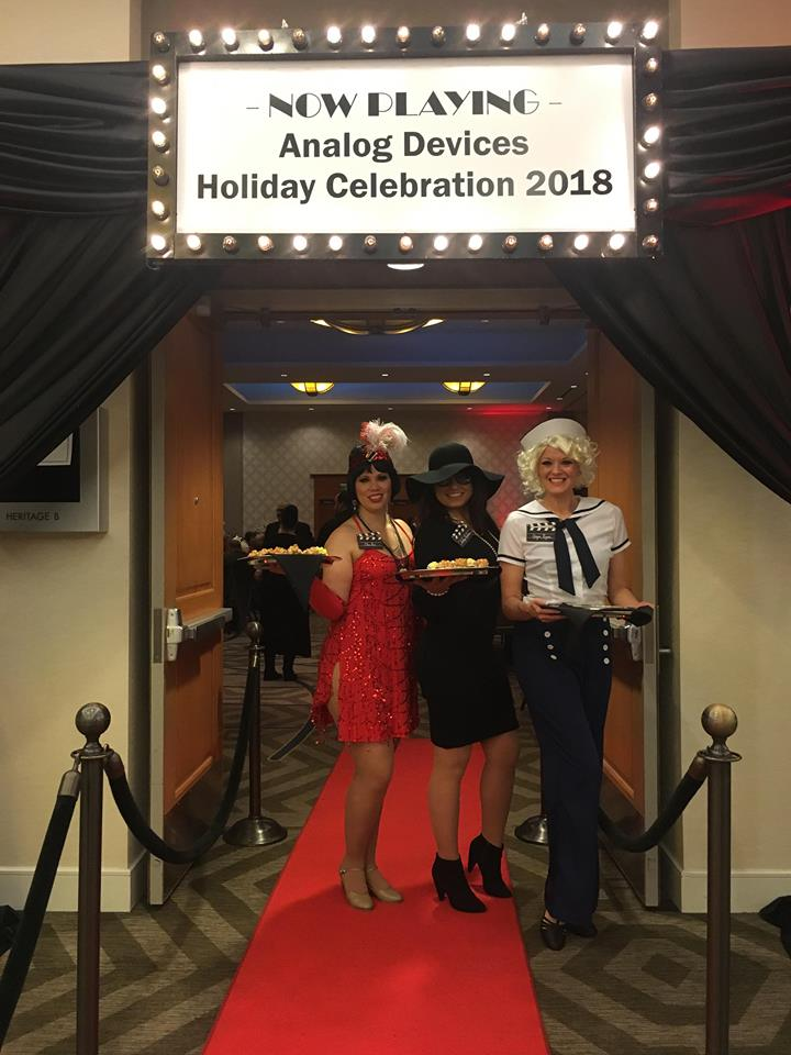 Analog Devices Holiday Party 2018