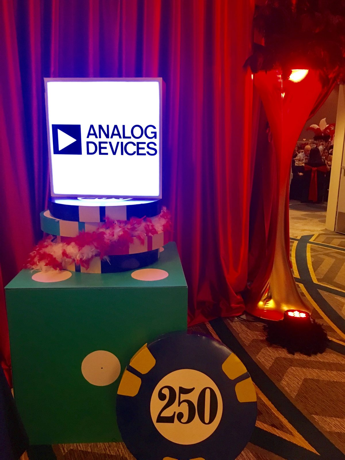 Analog Devices Holiday Party 2017 Vignette